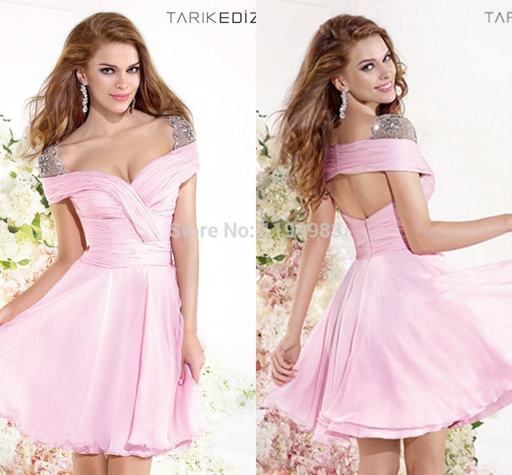 Коктейльное платье 2015 Tarik Ediz Ruched коктейльное платье every pretty 2015 ap05241bk he03315rd