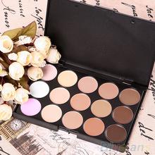 15 Colors Cosmetic Facial Contour Neutral Makeup Cream Camouflage Concealer Palette