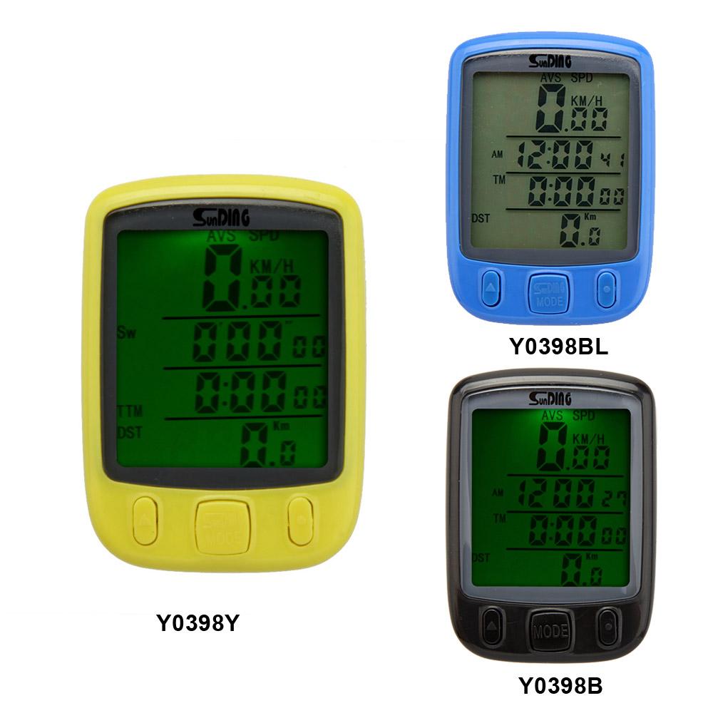 купить  Датчик скорости для велосипеда OEM  Speedometer  недорого