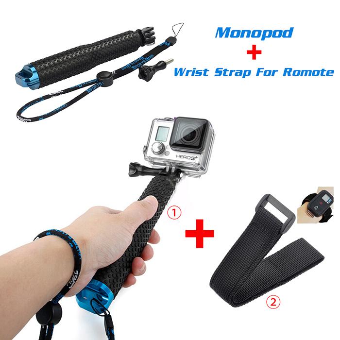 Штатив OEM GoPro Selfie + GoPro Hero 4 2 3 3 GO PRO MONOPOD oem 9pcs 4 gopro gopro hero 3 3 2 gopro gp101