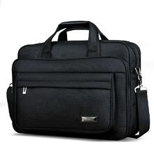 2015 Factory Direct Designer Men Briefcase Office Handbags Business Trip Men's Travel Bags High Quality Nylon 14'' Notebook Bag(China (Mainland))