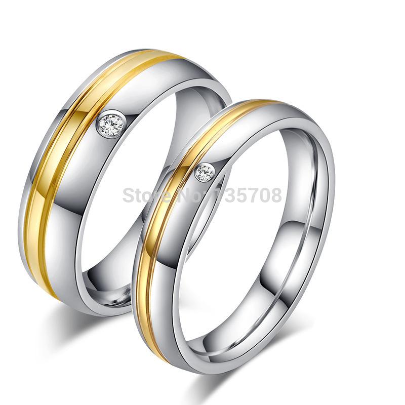 Couple Finger Rings Online Steel Couple Finger Rings