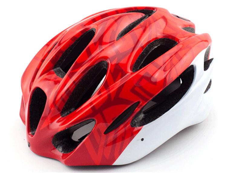 Bike Helmet Integrally Molded Sport Safety 58-62cm Men & Women's Mountain Bike Helmet 3 Colors Option H-08(China (Mainland))