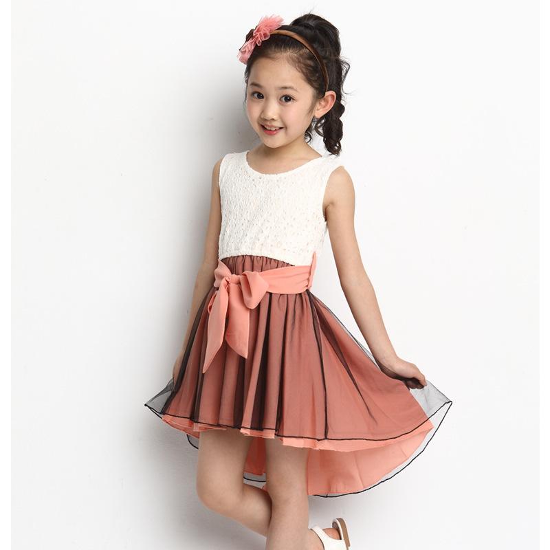 Фото платье для девочек 14 новинки