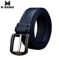 High grade 2015 men belt brand belts for men genuine leather most popular best gifts durable luxury well-pressed free shipping