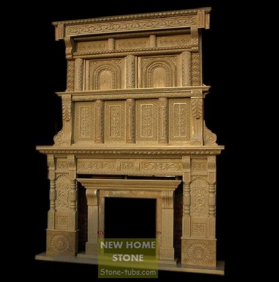 Online get cheap fireplace mantels design - Chimenea electrica mueble ...