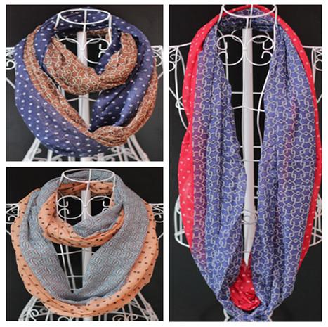 Женский шарф New brand 5 , 001