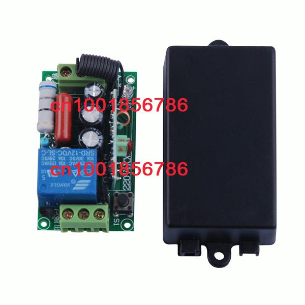 Дистанционный выключатель AK AC220V 1CH 10 rf 315/433 AK 220-kg1 дистанционный выключатель orvibo wiwo r1 allone wi fi ac dvd rf wiwo r1