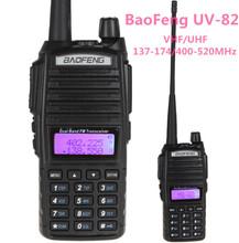 Baofeng UV-82 Dual-Band 136 – 174 / 400 – 520 MHz FM Transceiver Walkie Talkie 128 CH Two Way Radio Walkie Talkie