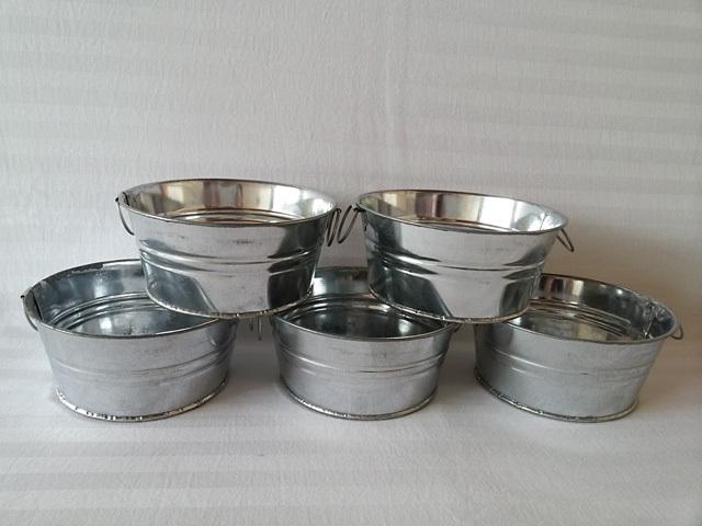 Online kopen wholesale zinken emmer uit china zinken emmer groothandel - Kleur schilderij zink ...