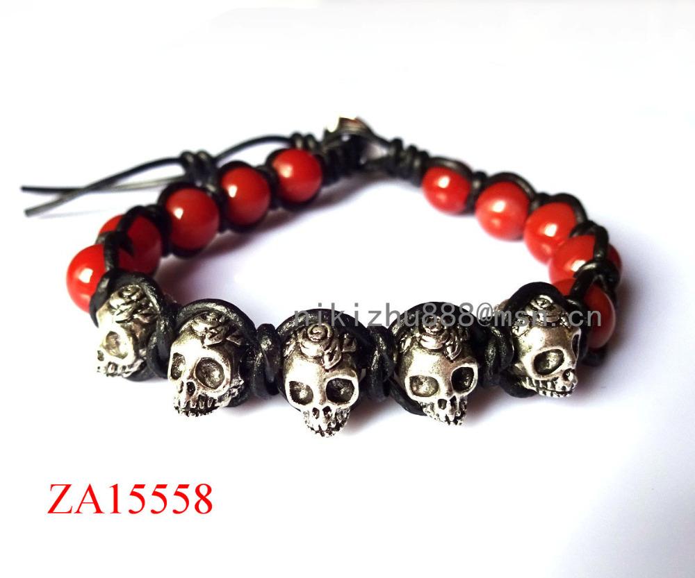 Skull Bracelets Wholesale Skull Bracelets Handmade