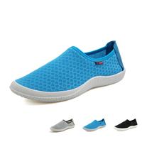 Super light sapato masculino sport men shoe breathable huarache summer men's sneaker wearbale flat rubber sole sneakers  #B08