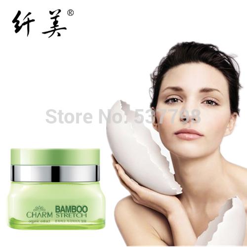 Дневной увлажняющий крем для лица CHARM , hialuronico bomboo stretch face cream stretch mark cream