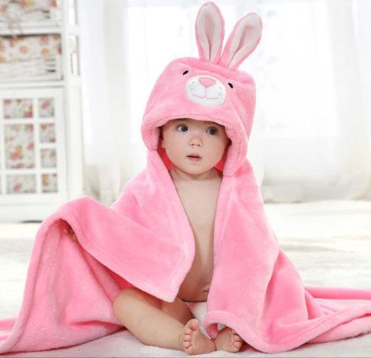 Baño En Ninos Recien Nacidos:Wrap around Bath Towel