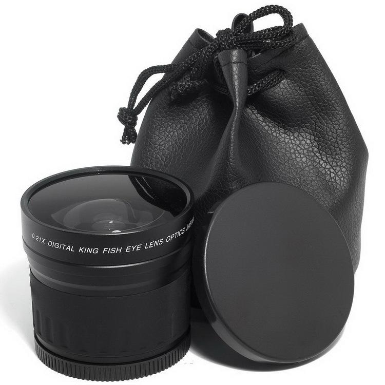 Объектив для фотокамеры Other Lightdow 52 X 0,21 Fisheye Canon Nikon Sony DSLR 52W-FISHEYE