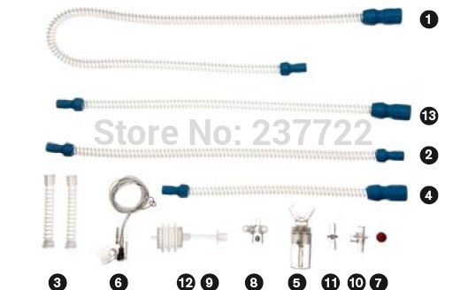 Электронные компоненты Drager Evita XL NeoFlow f & P MR850 8414987