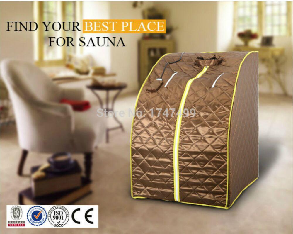 2015 New arrival portable sauna box mini sauna steam sauna steam generator(China (Mainland))