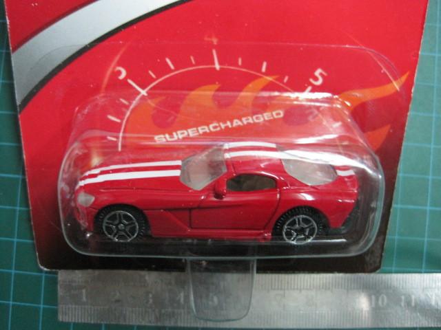 Xi'an Yu Qin model KAIYU alloy car Dodge Viper alloy models on sale(China (Mainland))