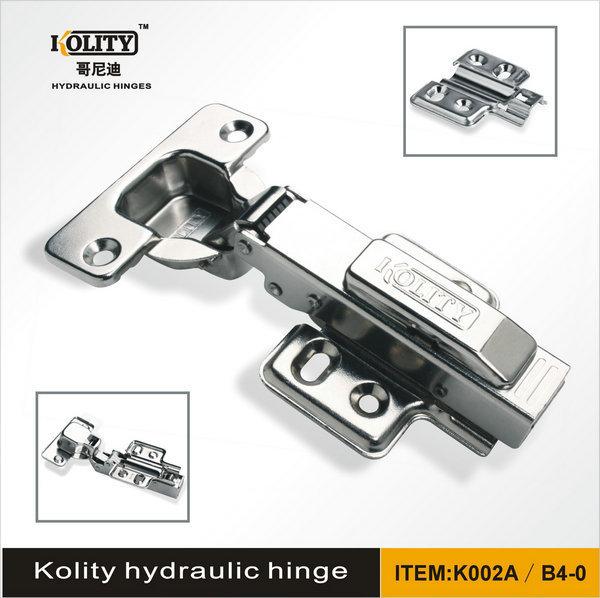 Cabinet Hinges / wardrobe door hydraulic hinge / buffer spring hinges damping hinge / Big Bend / Bending / arm(China (Mainland))