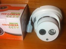 Free shipping HD 720P IP CCTV Camera onvif support hikvision NVR ivms-4200  smartphone surveillance plug & play clould platform