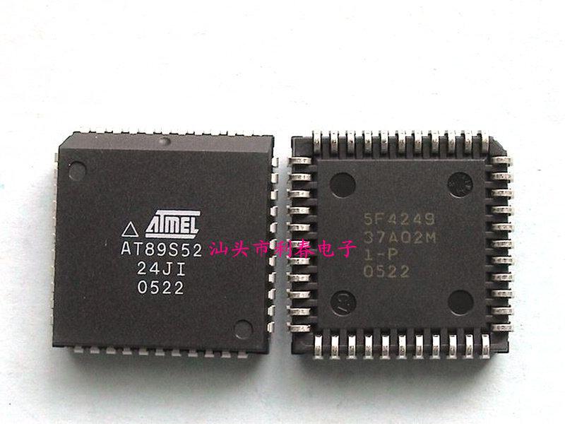 At89s52-24ji AT89S52-24JC 8