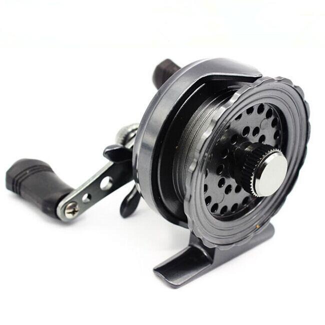 Japan Gear Front-end Fishing Plastic Raft Reel Fish Line Wheel Micro Lead 60 Fishing Reels(China (Mainland))
