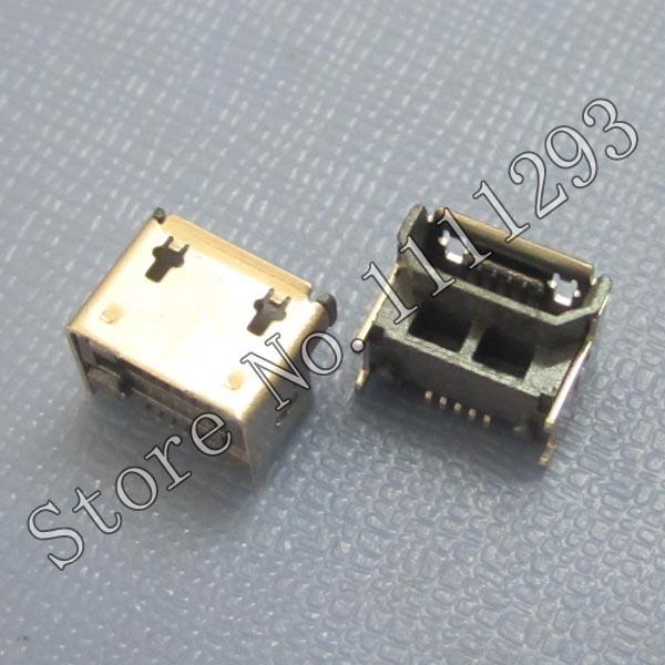 2pcs/lot Micro USB Jack Port for Western Digital External Hard Drive etc Data Connector(China (Mainland))