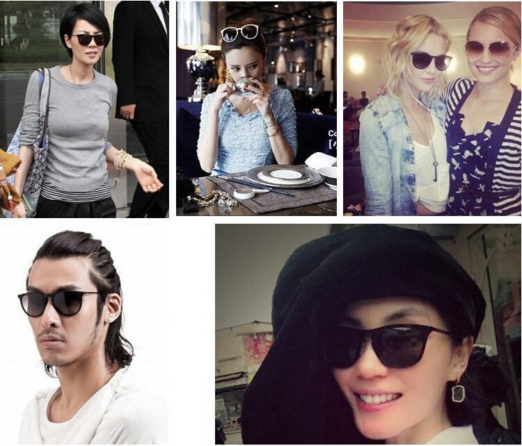 Женские солнцезащитные очки 2015 4171 Oculos Feminino