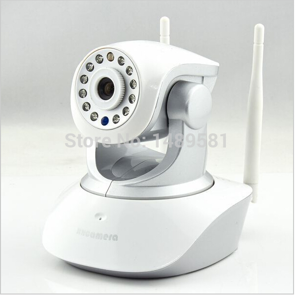 P2p Wireless IP Camera, Network Cam Mobile View, Motion Detection P2P Plug& Play 720P HD wifi Wireless IP Camera Alarm network(China (Mainland))