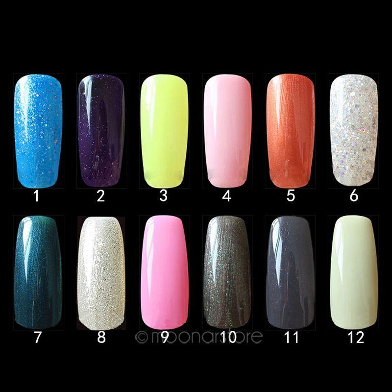Gel UV Nail Gel Soak-off Gel Long-lasting High Quality Hot Sale Newest Temperature Change Gel Polish Nail Art ls*HJ0158(China (Mainland))