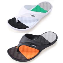 2015 venta nueva Hot Summer zapatos de EVA Flip flop de moda sandalias, planos para hombre, masaje Beach zapatillas más el tamaño 41 - 45(China (Mainland))