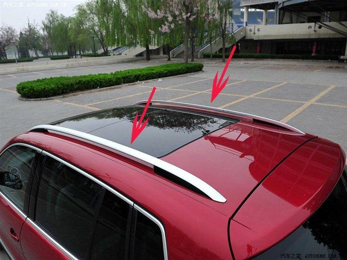Багажник на крышу 2010/volkswagen Tiguan багажник на крышу lux kia spectra 2005 2010 1 2м прямоугольные дуги 692995