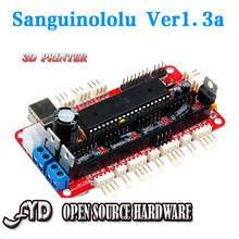 3D Printer mainboard Reprap Sanguinololu Ver1.3a main control panel