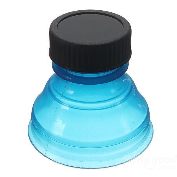 Бутылка для воды OEM FactoryPrice 6 Bottle Leak-proof бутылка для воды oem 480 16oz folding water bottle 480ml