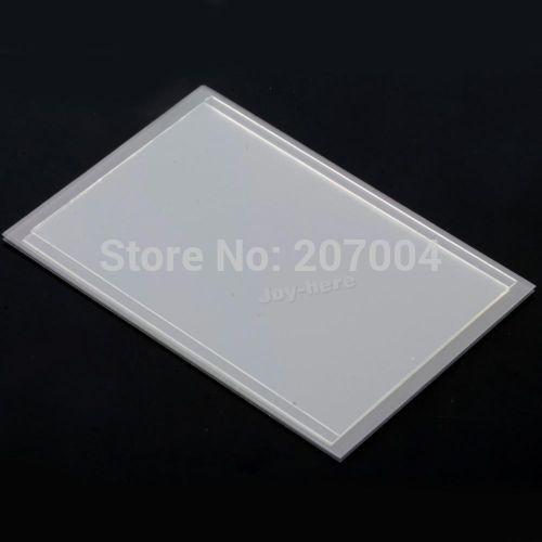 цена на Клей Mitsubishi Mitsu 50pcs/lot iphone 4 4 G 4S LCD 175um IPOCA003
