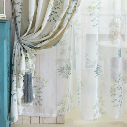 Achetez en gros rideaux design moderne en ligne des for Tende x saloni moderni