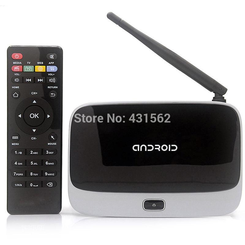 Телеприставка ECT 4.4 /mk888 WiFi HDMI 1080 P 1 8 GB CS918 XBMC