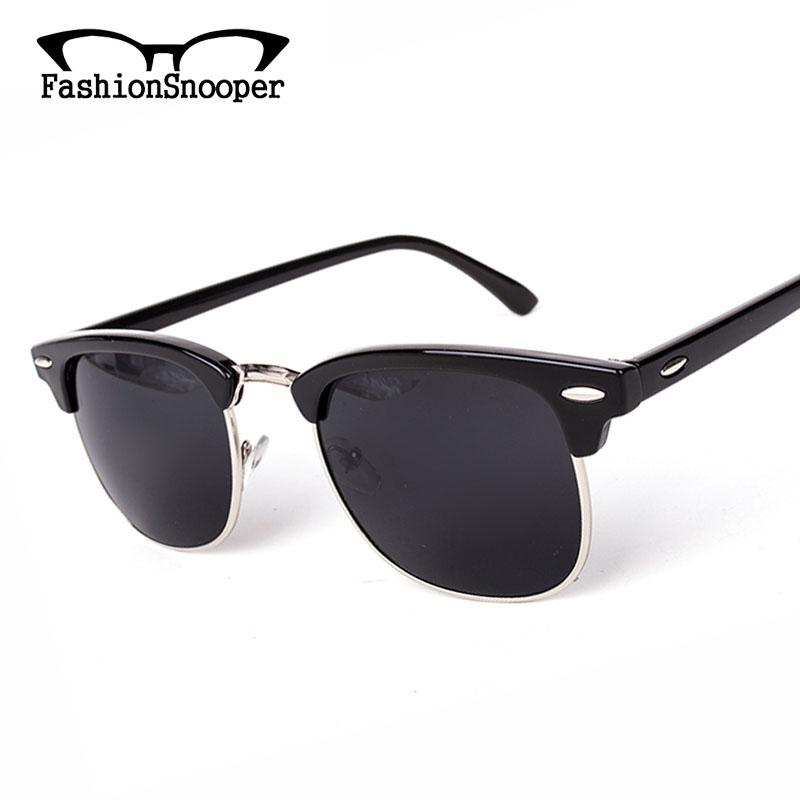 Mens Sunglasses Brand Designer Wayfare Sunglasses Men Clubmaster Gafas Coating Sunglass Vintage Sun Glasses For Men Oculos A1580(China (Mainland))