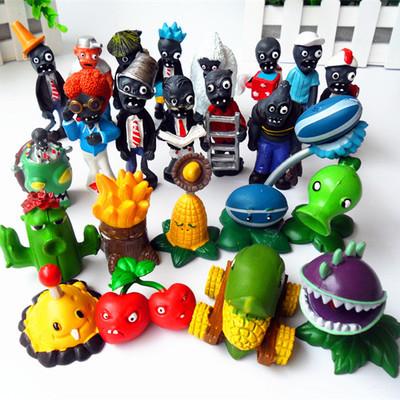 фигурки игрушки пвз завод