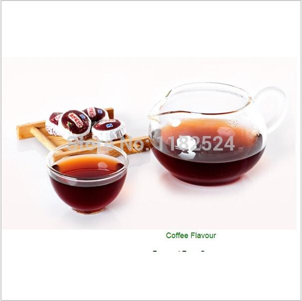 Super affordable 10 Kinds Different Flavors Pu er Pu erh tea Mini Yunnan Puer tea Chinese