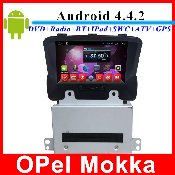 Автомобильный DVD плеер LG 4.4.2 8 HD OPel Mokka dvd GPS 3G WIFI OBD AUX BT opel mokka с пробегом