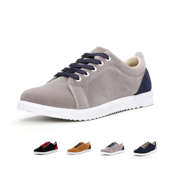 Breathable huarache Pu leather out material 2015 fashion sneaker for men flat wearable rubber sole men's shoe new arrival #D78