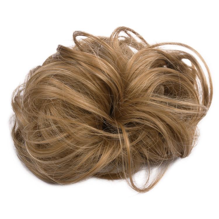 Curly Bun Hair Pieces Hot Sale Curly Hair Pieces