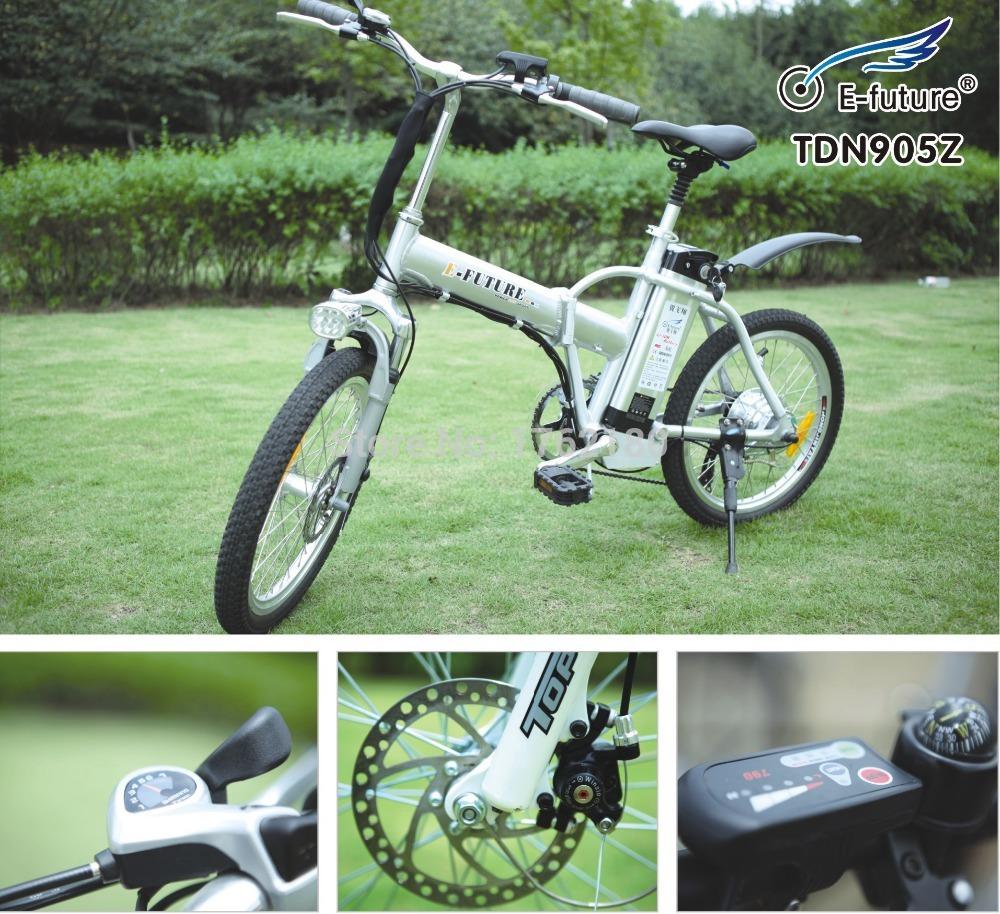 Folding e-bike with brushless motor/foldable ebike with 36v lithium battery/2015 new electric bicycle(China (Mainland))