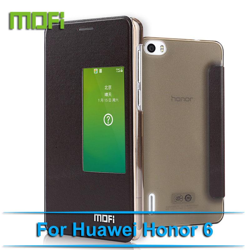 Чехол для для мобильных телефонов Mofi Huawei 6 , Guoer windows Huawei 6 Huawei Honor 6 чехол для для мобильных телефонов oem huawei 6 guoer huawei 6 huawei honor 6