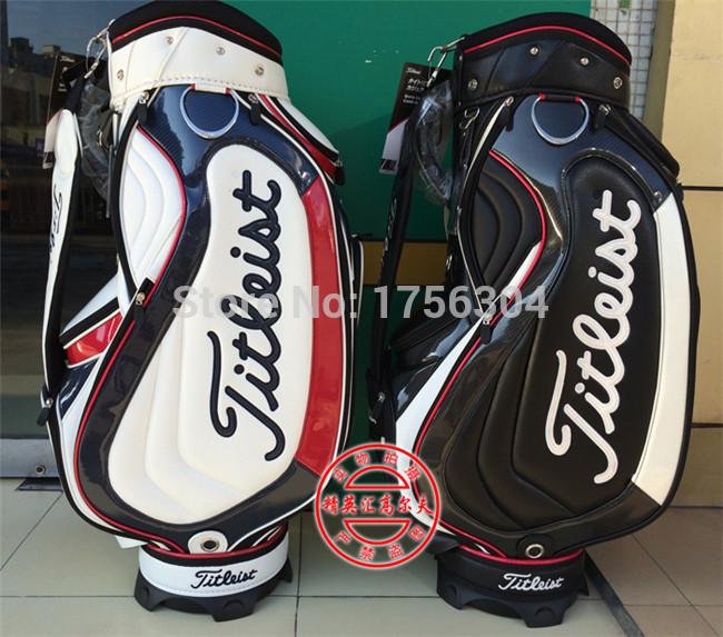 Brand New High Quality Golf Bag PU Golf Standard Ball Package Model 017(China (Mainland))