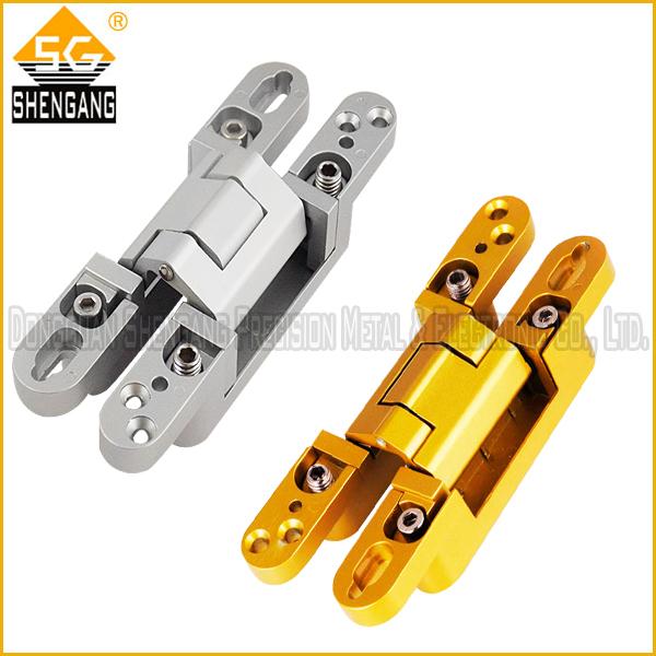 180 degree hinge adjustable hidden hinges(China (Mainland))