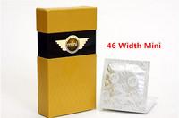 Brand Mini Small Condoms For Men 10pcs/Lot Ultra-Thin Width 46mm Sex Products Condones Sex Toys Preservativo DY061