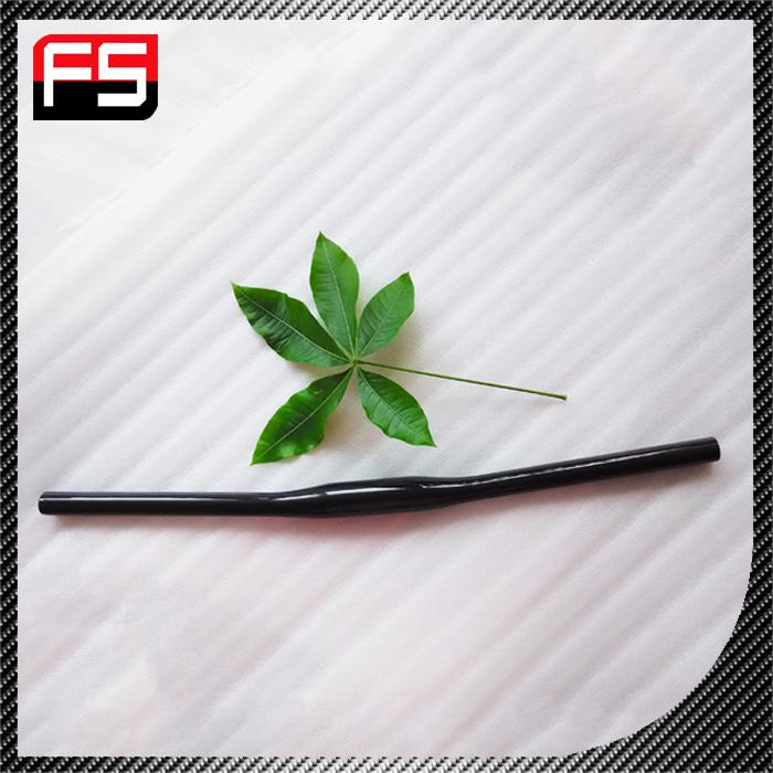 mtb carbon handle bar Straight Flat Handlebar 3k gloss carbon handle bars for mountain bicycles(China (Mainland))