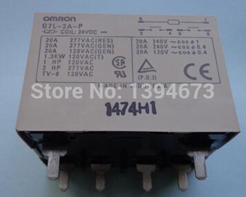 HOT NEW G7L-2A-P 24VDC G7L-2A-P-24VDC G7L-2A G7L OMRON DIP6(China (Mainland))